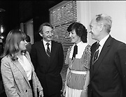 Graduate association of I.P.A. inaugural meeting and reception, Lansdowe Road, Dublin,<br /> 10th May 1984