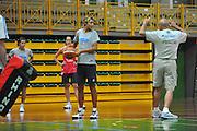 DESCRIZIONE : Cavalese Trento Raduno Collegiale Nazionale Italiana Femminile<br /> GIOCATORE : Sabrina Cinili<br /> SQUADRA : Nazionale Italia Donne <br /> EVENTO : Raduno Collegiale Nazionale Italiana Femminile <br /> GARA : <br /> DATA : 30/06/2010 <br /> CATEGORIA : Allenamento<br /> SPORT : Pallacanestro <br /> AUTORE : Agenzia Ciamillo-Castoria/M.Gregolin<br /> Galleria : Fip Nazionali 2010 <br /> Fotonotizia : Cavalese Trento Raduno Collegiale Nazionale Italiana Femminile<br /> Predefinita :