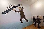 "55th Art Biennale in Venice - The Encyclopedic Palace (Il Palazzo Enciclopedico).<br /> Giardini. UK Pavilion. Jeremy Deller (UK). ""English Magic"", 2013."