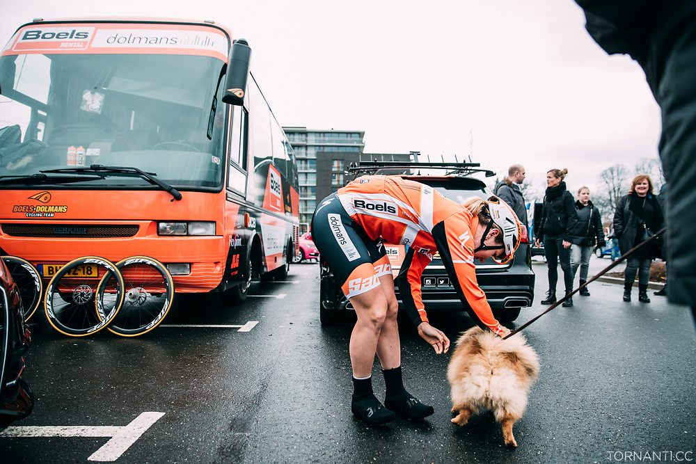 Women&rsquo;s WorldTour Ronde van Drench - March 11, 2018<br /> <br /> Photo: Eloise Mavian / Tornanti.cc