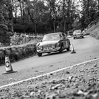 Car 22 Gary Johnson Sue Johnson MG BGT