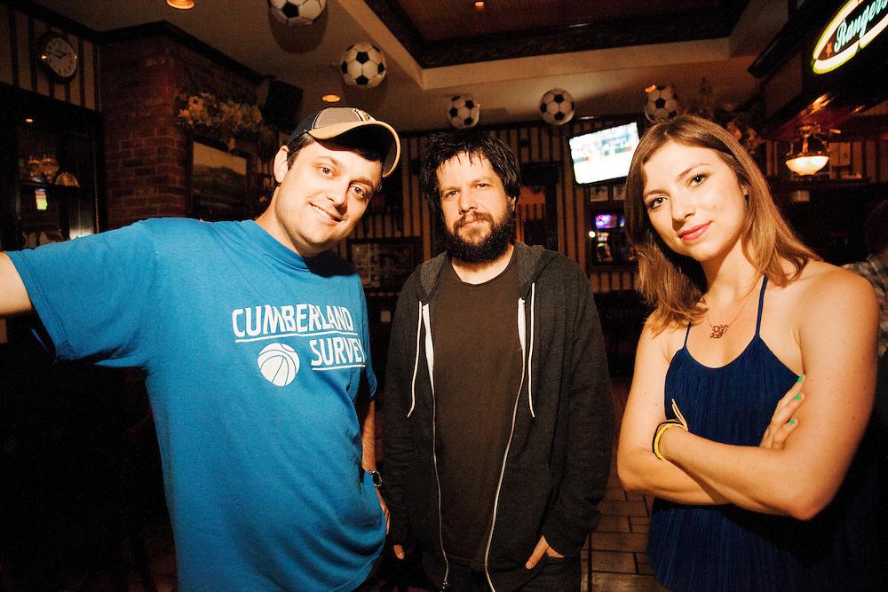 Nate Bargatze - Whiplash - June 11, 2012