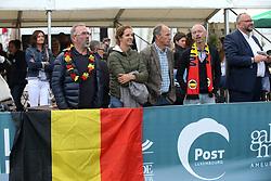 Ewen Marcel, LUX, Excenel V<br /> FEI Nations Cup - Roeser 2017<br /> © Hippo Foto - Dirk Caremans<br /> 30/06/17