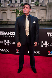 Producer Tom DeSanto attends the US Premier of 'Transformers: The Last Knight' on the Chicago River in front of the Civic Opera House on Tuesday June 20, 2017 in Chicago, IL. Photo: Christopher Dilts / Sipa USA *** Please Use Credit from Credit Field ***
