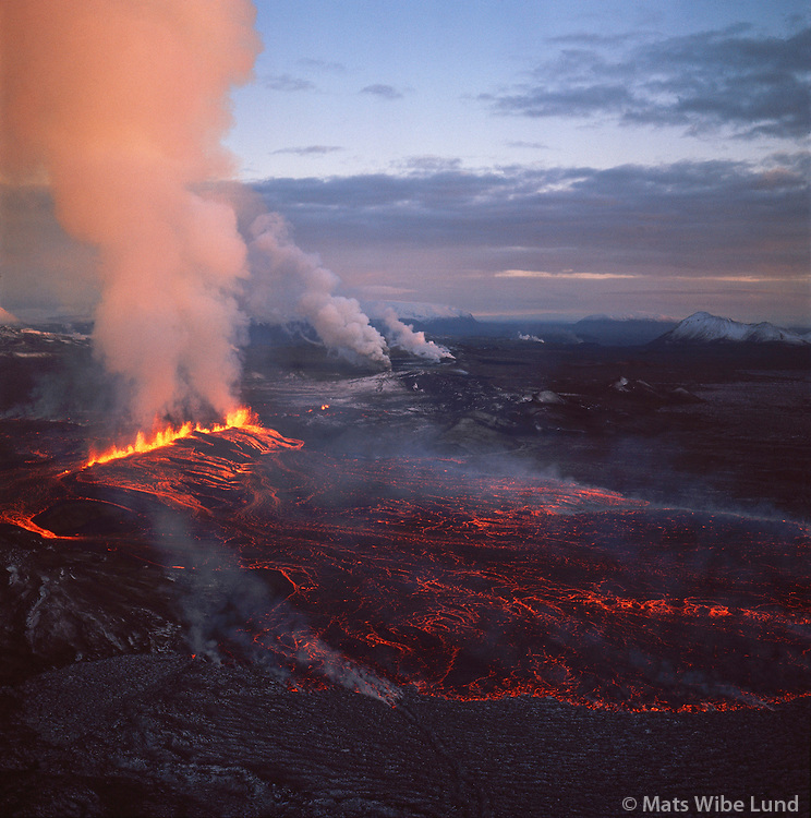 Krafla eldgos  1977 , Skútustaðahreppur / Krafla eruption  1977, Skutustadahreppur