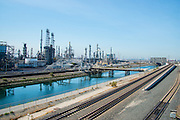 Long Beach Oil Refinery
