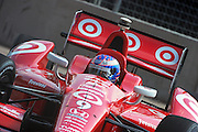 30 Aug 2013:  Scott Dixon in the (9) car practices for the Izod Indy Series race in the Grand Prix of Baltimore.
