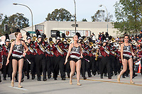 Niceville High School Marching Band / Florida at 2008 Tournament of Roses Parade, Pasadena, California
