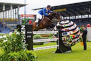 Christian Ahlmann - Papillon 42<br /> World Equestrian Festival, CHIO Aachen 2013<br /> © DigiShots