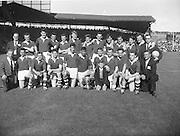 All Ireland Minor Football Final Cork v. Mayo 24th September 1961.Cork Team..24.09.1961  24th September 1961