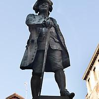Goldoni Statue Campo San Bartolomeo