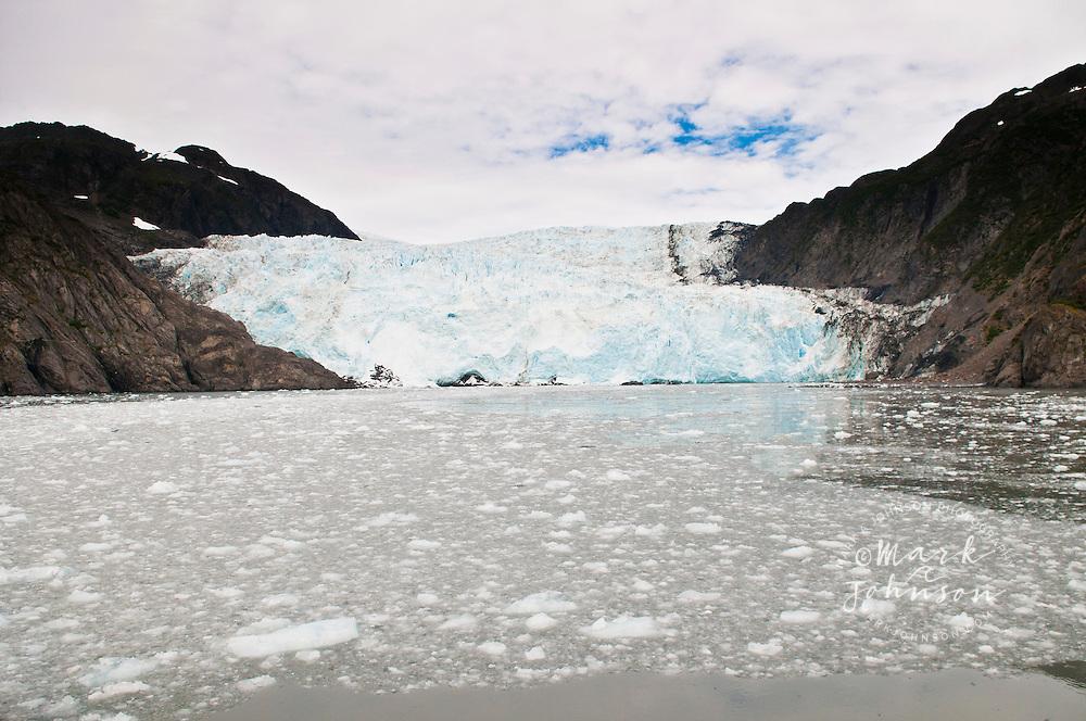Holgate Glacier, Kenai Fjords National Park, Seward, Alaska