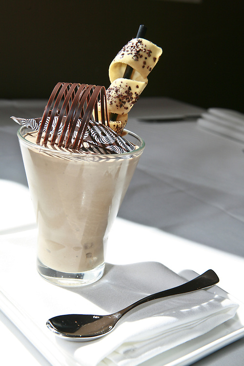 A milkshake from PS 7's.