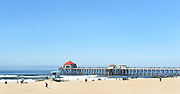 Huntington Beach Pier Pano