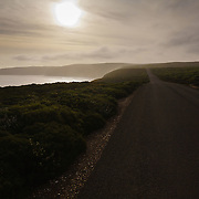 The coast of Flinders Chase, Kangaroo Island.
