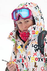 11.03.2010, Kandahar Strecke Damen, Garmisch Partenkirchen, GER, FIS Worldcup Alpin Ski, Garmisch, Lady Giant Slalom, im Bild Janica Kostelic ( CRO ), EXPA Pictures © 2010, PhotoCredit: EXPA/ J. Groder / SPORTIDA PHOTO AGENCY