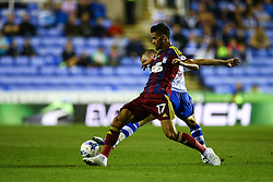Sandro Wieser of Reading tackles Joey van den Berg of Reading - Mandatory by-line: Jason Brown/JMP - 09/09/2016 - FOOTBALL - Madejski Stadium - Reading, England - Reading v Ipswich Town - Sky Bet Championship