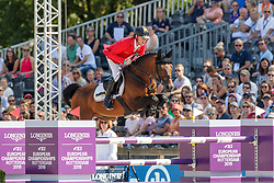 Ehning Marcus, GER, Comme Il Faut 5<br /> European Championship Jumping<br /> Rotterdam 2019<br /> © Hippo Foto - Stefan Lafrentz