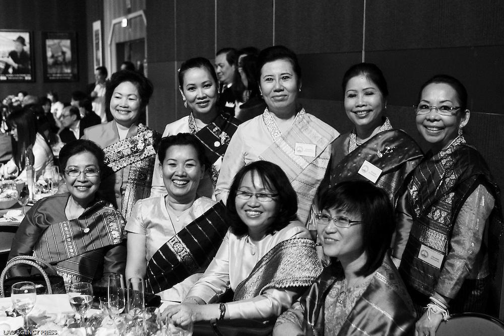 L'association Luang Prabang fête l'année du buffle à Gonesse.