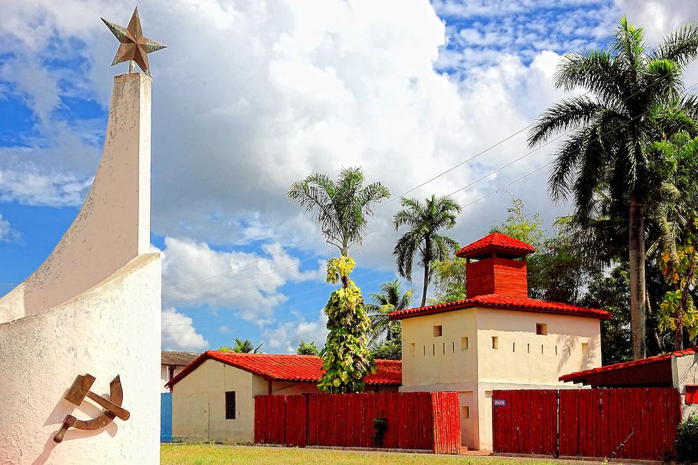 Fort in Ciego de Avila, Cuba.
