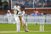Nick Gubbins of Middlesex batting during the Specsavers County Champ Div 2 match between Middlesex County Cricket Club and Glamorgan County Cricket Club at Radlett Cricket Ground, Radlett, Hertfordshire, United Kingdom on 19 June 2019.