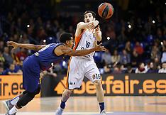 Barcelona Lassa v Valencia Basket - 17 November 2017