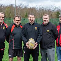 Management Team LtoR: Liam Browne, Ken Butler, Nigel Moloney, Eamon Garrihy and David Carroll