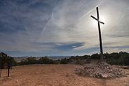 Pilgrim Cross, Camino Frances
