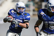2007 Armed Forces Bowl Game, Air Force Academy Falcons vs. California Bears, Amon G. Carter Stadium on the campus of Texas Christian University, Forth Worth, TX, 31 December 2007.