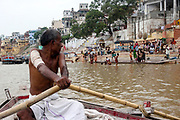 street scenes of Varanasi, Northern India