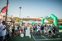 Tenis fest ceremony during Day 7 at ATP Challenger Zavarovalnica Sava Slovenia Open 2018, on August 9, 2018 in Sports centre, Portoroz/Portorose, Slovenia. Photo by Vid Ponikvar / Sportida