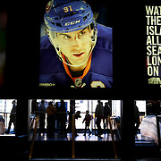 NHL Hockey: Detroit Red Wings vs New York Islanders<br /> game action<br /> Nassau Veterans Memorial Coliseum/Uniondale, NY, USA<br /> 3/29/2015<br /> X159463 TK1<br /> Credit: Tim Clayton