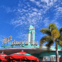 Mel's Drive-In Restaurant at Universal in Orlando, Florida<br />