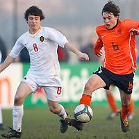 Nederland - Belgie U17