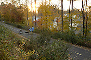 American Tobacco Trail, a rail-trail in Durham, NC