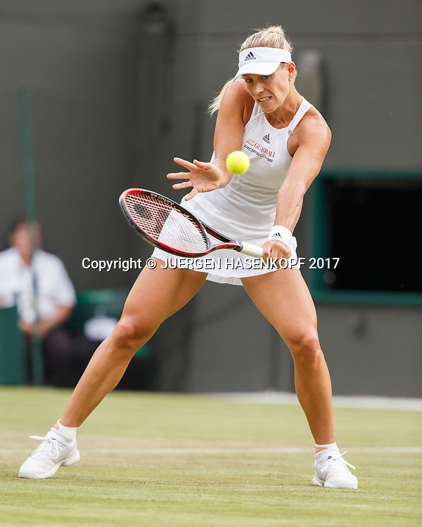 ANGELIQUE KERBER (GER)<br /> <br /> Tennis - Wimbledon 2017 - Grand Slam ITF / ATP / WTA -  AELTC - London -  - Great Britain  - 6 July 2017.