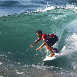 Vasco Ribeiro - Portugal during the The Ballito Pro at Willard Beach, Ballito, South Africa. (Photo Brian Spurr)