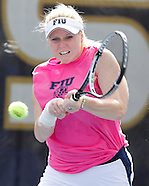 FIU Tennis Vs. FSU Pink Day