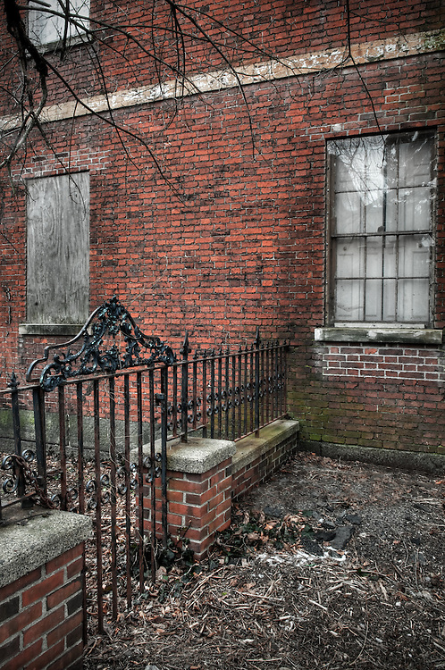 Decaying property in Salem, MA