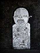 MlllO street art E2 London 2013