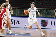 DESCRIZIONE : Riga Latvia Lettonia Eurobasket Women 2009 Qualifying Round Italia Turchia Italy Turkey<br /> GIOCATORE : Simona Ballardini<br /> SQUADRA : Italia Italy<br /> EVENTO : Eurobasket Women 2009 Campionati Europei Donne 2009 <br /> GARA : Italia Turchia Italy Turkey<br /> DATA : 12/06/2009 <br /> CATEGORIA : palleggio<br /> SPORT : Pallacanestro <br /> AUTORE : Agenzia Ciamillo-Castoria/E.Castoria<br /> Galleria : Eurobasket Women 2009 <br /> Fotonotizia : Riga Latvia Lettonia Eurobasket Women 2009 Qualifying Round Italia Turchia Italy Turkey<br /> Predefinita :