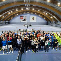 20180113: SLO, Tennis - BTC – Medot rekreativni teniski turnir dvojic