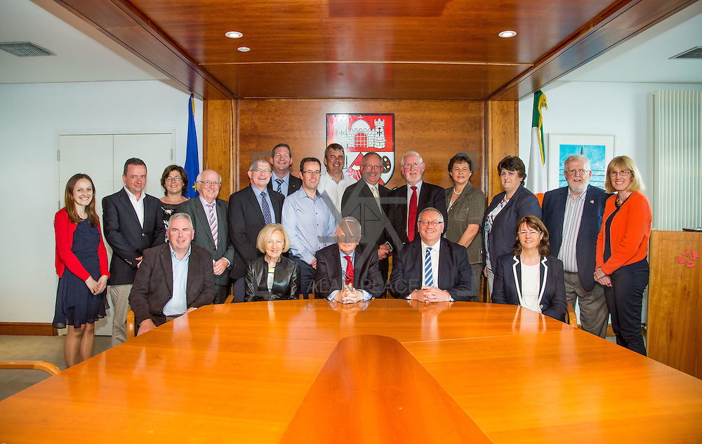 Outgoing Limerick Institute of Technology, Governing Body. Picture: Alan Place Photo