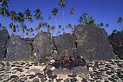 Marea Taptapuatea, Raiatea, French Polynesia<br />
