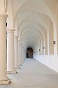 Stallhof Arkaden, Dresden, Sachsen, Deutschland.|.royal stables, Dresden, Germany