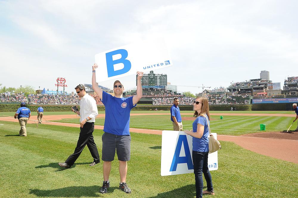 Mets @Cubs  May 18 , 2013