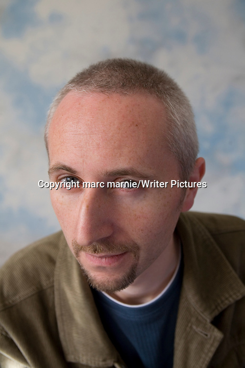 Andrew Philip, poet, at Stagefright Studios, Edinburgh<br /> 28th September 2008<br /> <br /> Photograph by marc marnie/Writer Pictures<br /> <br /> <br /> WORLD RIGHTS