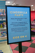 Cinderella Event / Selfridges