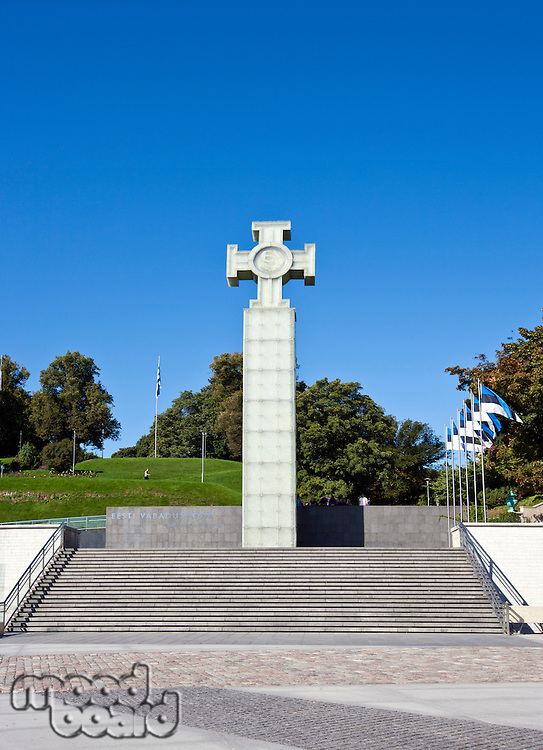 Freedom Monument and Freedom Square, Tallinn