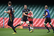 040915 Wales rugby captains run